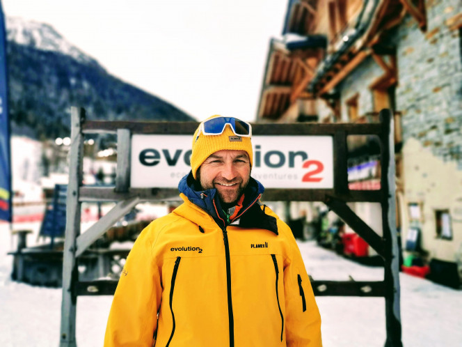 Colin Moniteur de ski / Moniteur VTT