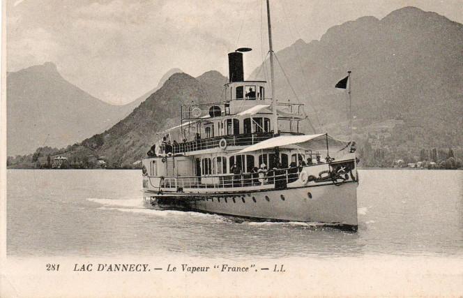 Plonger dans le lac d'Annecy : épave du France, faune et flore