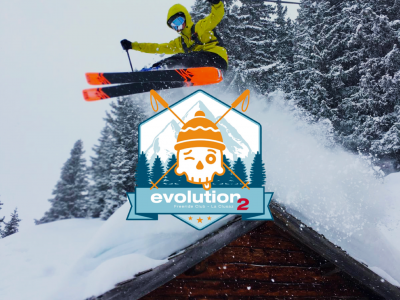 À la découverte du Freeride Club d'Evolution2 La Clusaz