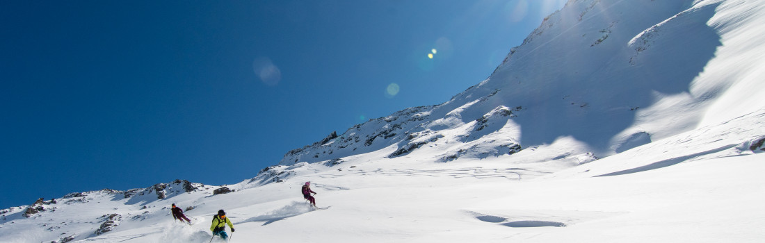 Discover our activities in Val Thorens